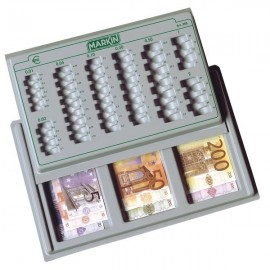Portamonete Markin - 32x18,5x4,5 cm - Y405388