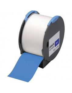 Nastro etichetta RC Epson - 50 mm x 15 m - rosso - C53S634004