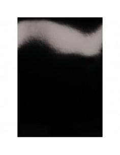 Copertine in cartoncino per rilegatura GBC - A4 - cartoncino lucido - nero - CE020010 (conf.100)