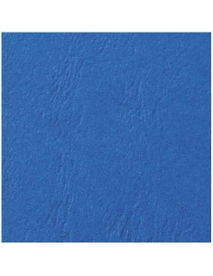 Copertine in cartoncino per rilegatura GBC - blu - CE040020 (conf.100)