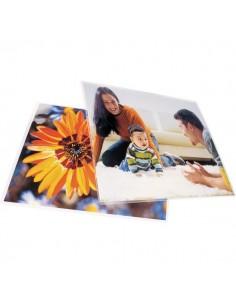 Pouches per plastificatrici GBC - 125 micron per lato - A2 - 3745099 (conf.50)