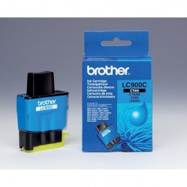 Originale Brother LC-900C Cartuccia inkjet SERIE 900 ciano