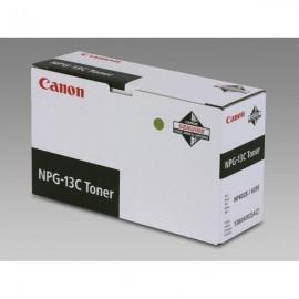 Originale Canon 1384A002AC Toner NPG-13C nero