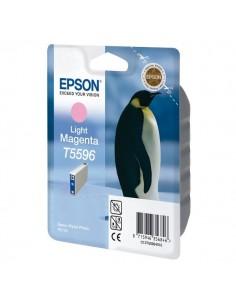 Originale Epson C13T55964010 Cartuccia inkjet blister RS STYLUS PHOTO magenta chiaro