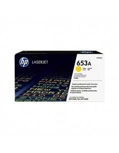 Originale HP CF322A toner giallo