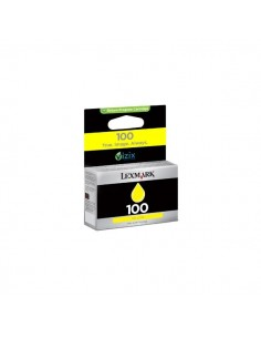 Originale Lexmark 14N0902E Cartuccia inkjet return program 100 giallo