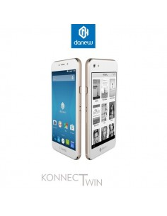 Smartphone konnect twin Danew - Wi-Fi - 4G - KONNECT-TWIN