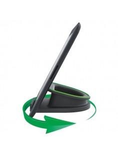 Base di appoggio rotante da tavolo Complete per iPad/tablet - nero - 62700095