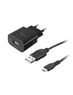 Trust caricatore con cavo Micro USB - 5V. 1A - 19346