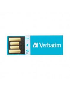 Chiavetta Store 'n' Go Clip-it 2.0 Verbatim - Blu - 43934