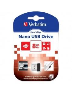 Chiavette USB Verbatim Store'n Stay NANO - 8 GB - USB 2.0 - 97463