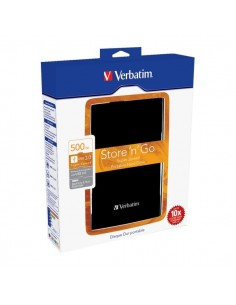 Hard Disk Store'n Go - 500 GB - USB 3.0 - 53029