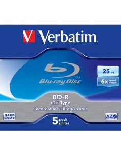 Blu-Ray Verbatim - Blue Ray BD-R - 6x - 43753 (conf.5)