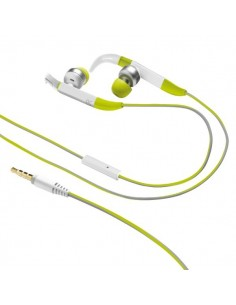 Cuffie fit in-ear sports Trust - verde - 20320
