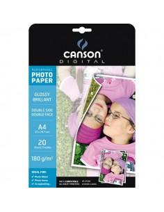 Carta fotografica Performance Canson - Glossy - A4 - 210 g/mq - 200004324 (conf.20)