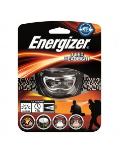 Headlight 3 Led Energizer - 67x40x45 mm - 633656
