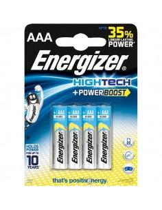 Pile Ultimate Alcaline Hi Tech Energizer - ministilo - AAA - 1,5 V - 632880/635189 (conf.4)