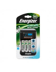 Caricabatterie Universale o Quattro + Energizer - AA/AAA/ - 8/9 ore - 635026