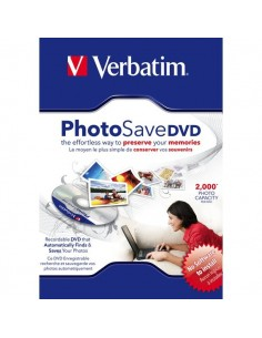 DVD Verbatim - DVD-R Photo Save - 4.7Gb - 16x - 43702
