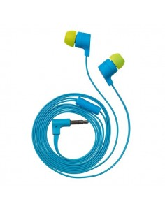 Cuffie Flash Reflecting In-Ear Trust - Azzurro - 19933
