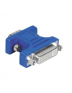 Adattatore monitor VGA 15 pin M a DVI-I F Hama - 45074