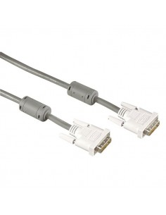 Cavo monitor DVI-D M Hama - 1.8 m - 18+1 pin - 45076