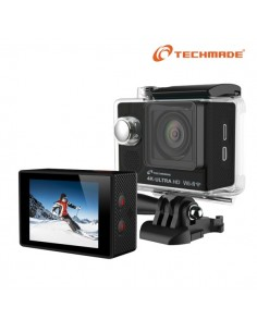 Techmade Action Cam Waterproof X-Tech 4K ULTRA HD