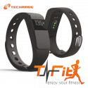 Techmade Smartwatch Bracciale Fitness Nero