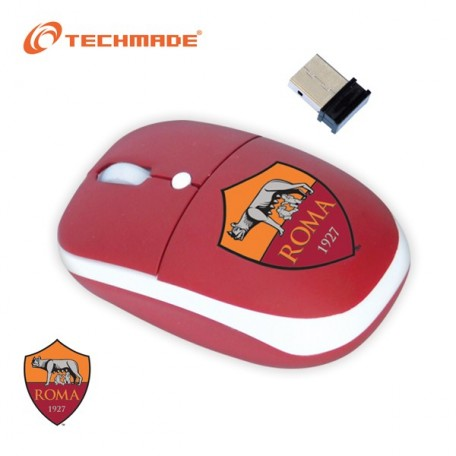 Techmade Mini mouse Wireless Fanclick As Roma