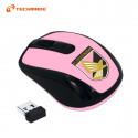 Techmade Mouse Wireless Palermo Calcio
