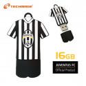 Techmade Pendrive Ufficiale Juventus 16 Gb