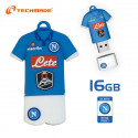 Techmade Pendrive Ufficiale Ssc Napoli 16Gb
