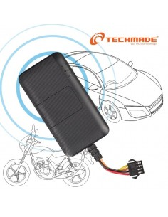 Techmade T-GUARDIAN GPS Auto e Moto Tracker
