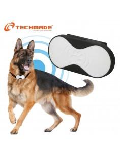 Techmade GPS PET Tracker Localizzatore TM-PT690-WH