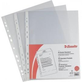 Buste a perforazione universale goffrate Copy Safe Esselte - Standard - 22x30 cm - 391007300 (conf.100)