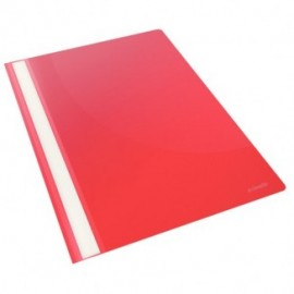 Cartelline ad aghi in PPL Esselte - rosso - 28316