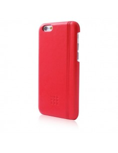 Custodie per iPhone Moleskine - Custodia rigida iPhone 6/6s - Classic - rosso scarlato - MO1CHP6F2