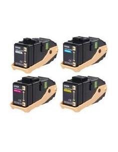 Yellow rigenera for Epson Aculaser C9300 Serie -7.5KS050602
