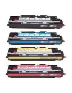 Magente Toner Rigenera Con CHIP-HP Laser Color 3500/3550-4K