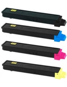 Yellow Compatible for Kyocera TASKalfa 2550ci-6K1T02MVANL0