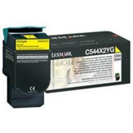 Yellow com for Lexmark C 544N,544DN,544DTN,544DW,546DTN.4K