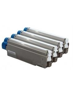 Magente rigenerate Oki ES2232/ES2632/ES5460MFP-6K43865730