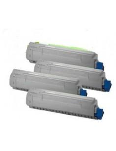 Magente rigenerate for Oki ES8431,ES8441-10K44844514