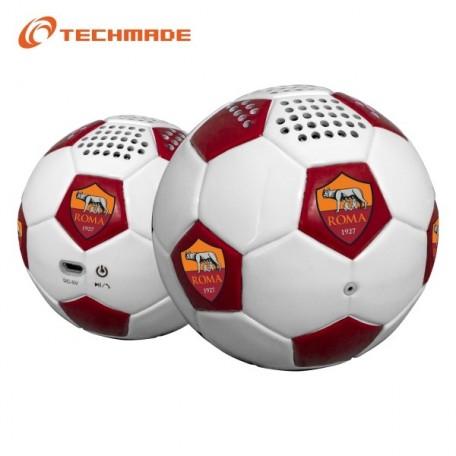 Techmade Football Speaker As Roma