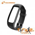 Techmade Cinturino Per Tm-Fit2.0-Bk
