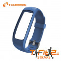 Techmade Cinturino Per Tm-Fit2.0-Bl