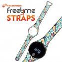 Techmade Cinturino Per Freetime In Gomma Free