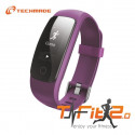 Techmade Bracciale Fitness 2.0 Purple