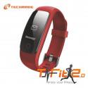 Techmade Bracciale Fitness 2.0 Red