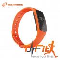 Techmade Bracciale Fitness Arancione